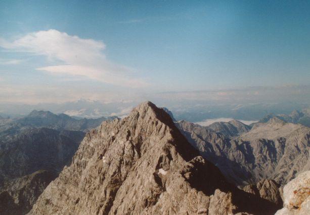 Klettersteigset Watzmann : Watzmann